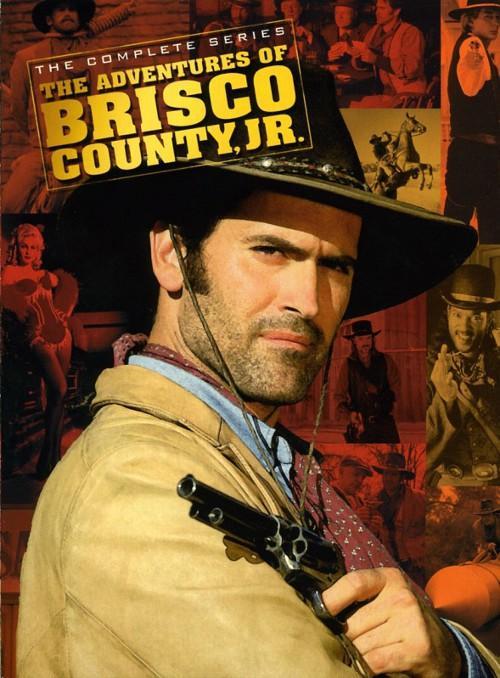 Przygoda na Dzikim Zachodzie / The Adventures of Brisco County Jr. (1994) PL.PDTV.XviD-NN / Lektor PL + RMVB  + x264