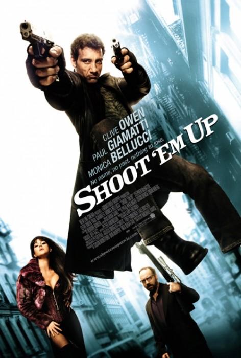 Tylko strzelaj / Shoot 'Em Up (2007) PL.DVDRip.XviD.AC3-ZTR / Lektor PL