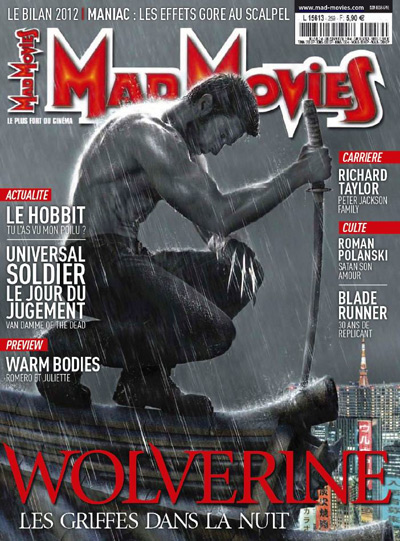 Mad Movies 259 - Janvier 2013