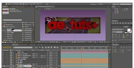 Marketplace.Tutsplus - How To Attach 2D Objects Onto Your 3D Animation