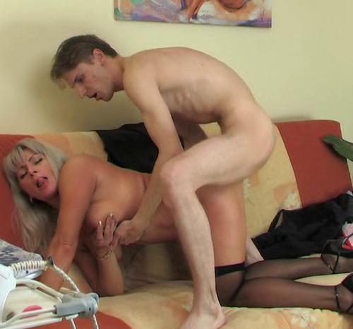 Мать и сын порноонлайн