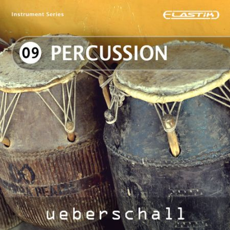 Ueberschall Percussion Elastik-MAGNETRiXX