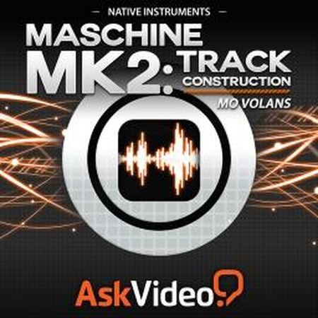 Ask Video - Native Instruments 305 Maschine Mk2 Track Construction