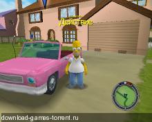 The Simpsons: Hit & Run (2003/PC/Rus/Repack) by KloneB@DGuY
