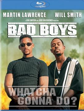 Плохие парни / Bad Boys (1995) Blu-Ray CEE 2160p | HDR
