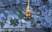 StarCraft II 2012 Beta + crack (2012/Русский)
