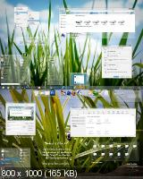 Stardock WindowBlinds v 7.4 Trial Reset + 127 best .wba files (2012) ENG