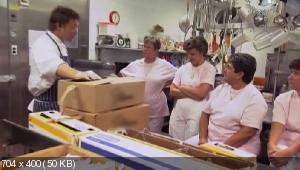 Джейми Оливер. Гастрономическая революция / Jamie's Food Revolution (2010) SATRip