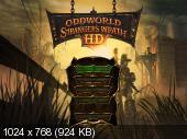 Oddworld: Stranger's Wrath HD + Бонусы (2012/RUS)