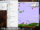 "SparkyLinux 2.0.1 ""GameOver"" (игровой дистрибутив) i386 (2012/RUS/PC/Win All)"