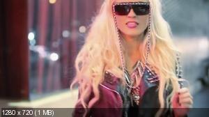 Euroadrenaline Video Yearmix 2012 (2012) HDTV 720p