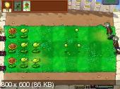 Plants vs. Zombies (RePack ��������/RUS)