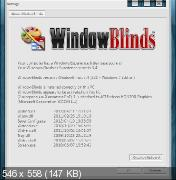 WindowBlinds 7.4.0 build 320 Enhanced + 141 best visual styles (2012/Eng-Multi)
