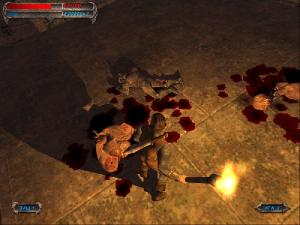 Severance: Blade of Darkness (Codemasters / ENG/RUS / 2001) Repack от R.G. Catalyst