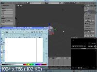 ArchLinux c инсталятором и мультимедийным софтом
