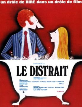Рассеянный / Le distrait (1970) WEB-DL 720p
