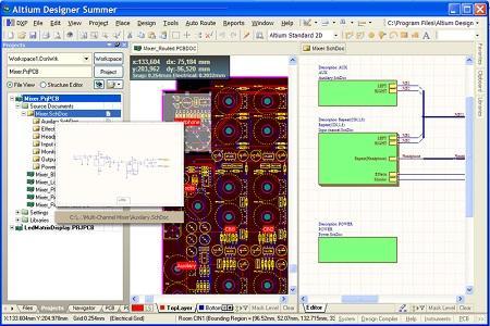 Altium Designer ( 10.1377.2709, ENG + RUS )