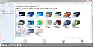 Original ОЕМ Themes For Windows 7 (2013/Multi)