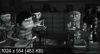 Франкенвини|Frankenweenie (2012|BDRip-AVC|Чистый звук) [Rip от potroks]