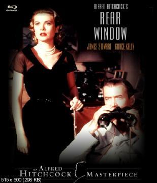 Окно во двор / Rear Window (1954) BDRip 720p