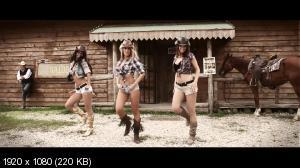 Village Girls - Thank God I'm A Country Girl (2012) HDTV 1080p