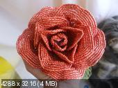 цветы из бисера - Страница 2 _d201513dce490788d370a001c26e4a94
