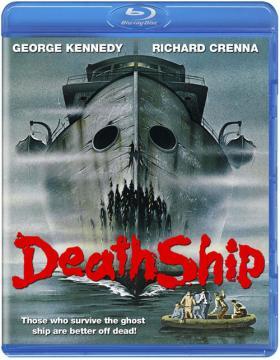 Корабль смерти / Death Ship (1980) BDRemux 1080p