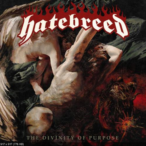 Hatebreed - The Divinity Of Purpose (2013)