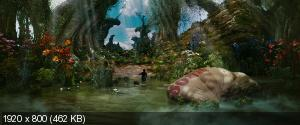 Оз: Великий и Ужасный / Oz: The Great and Powerful (2012) HD 1080p / 720p