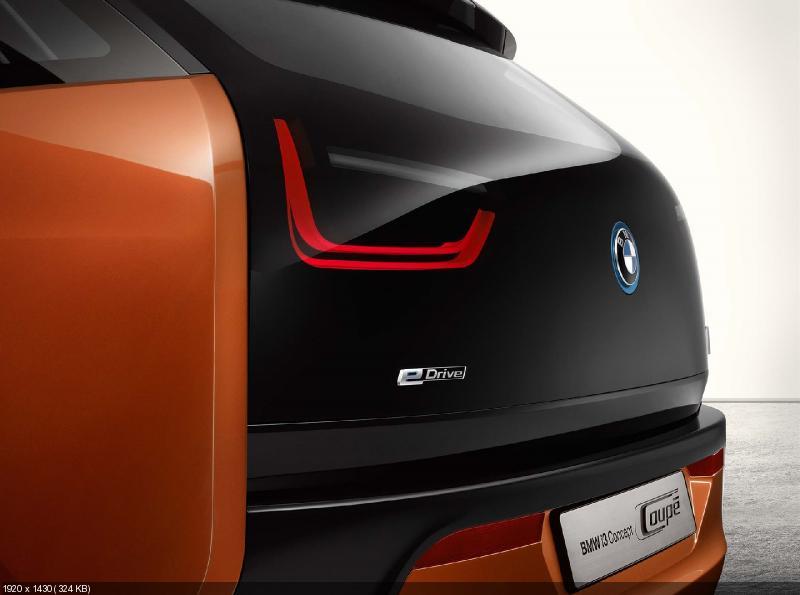 Электрокар BMW i3 будет комплектоваться мото двигателями BMW-Kymco