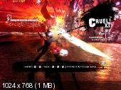 Devil May Cry + 1 DLC (2013/Repack Fenixx/RUS)