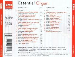 Essential Organ (2011) - классическая музыка