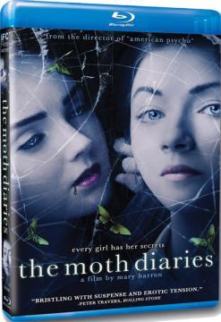 Дневники мотылька / The Moth Diaries (2011) BDRip 1080p