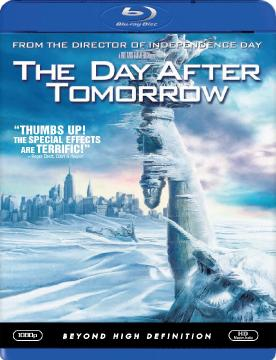 Послезавтра / The Day After Tomorrow (2004) BDRemux 1080p