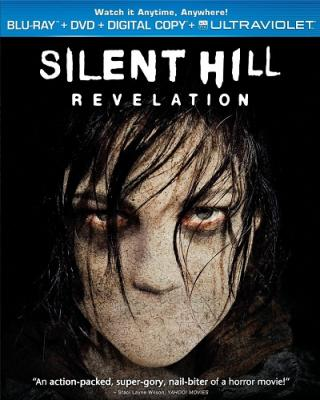 Silent Hill Revelation (2012) 1080p BDRip x264 AAC KiNGDOM