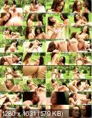Silvia Saint - Girl Girl Action In The Garden - Scene 1 [SilviaSaint] (2013/SD/216 MB)