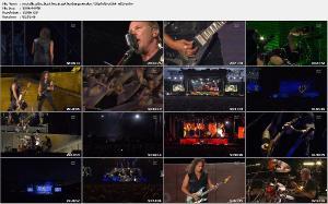 Metallica - Live Gothenburg, Sweden(2011) HDTVRip