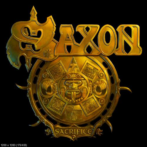 Saxon – Sacrifice (2013) [Limited Edition]
