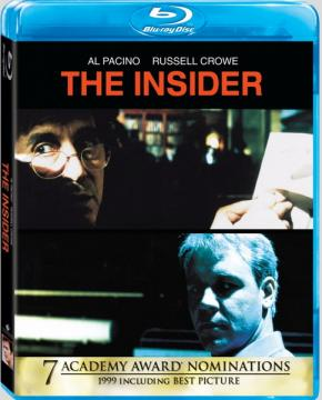 ���� ������� / The Insider (1999) BDRemux 1080p