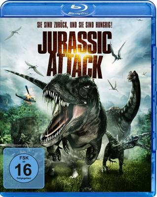 Jurassic Attack (2013) BRRip XviD RiSES