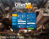 Cities XL Platinum Steam-Rip от R.G. GameWorks