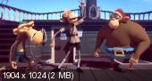 Марко Макако / Marco Macaco (2012) BDRip 1080p+BDRip 720p+HDRip(1400Mb+700Mb)+DVDRip(1400Mb+700Mb)