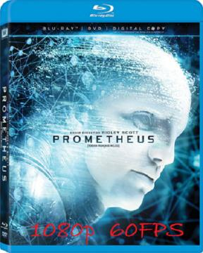 Прометей / Prometheus (2012) BDRip 1080p | 60 fps