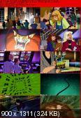 Scooby-Doo i maska Błękitnego Sokoła / Scooby-Doo! Mask of the Blue Falcon (2012) PLDUB.DVDRip.XviD-BiDA || Dubbing PL