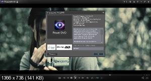 CyberLink PowerDVD Ultra 12.0.2428.57 RePack