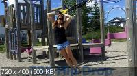 Favela Sylvia - Body Weight Pilates. Strengthen Your Core and Reshape Your Physique, anytime, anywhere (2012) DVDRip
