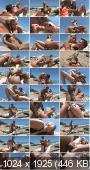 Nesty - Nesty the blonde slut enjoys a good fuck on the beach [Private] (2013/HD/720P/208 MB)