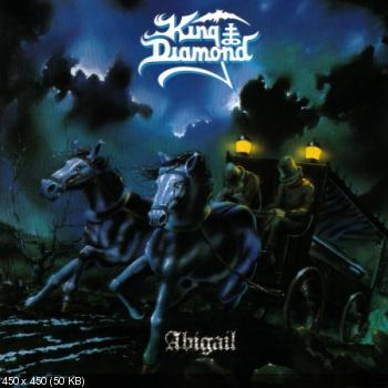 King Diamond - Дискография (1986-2009) (Lossless) + MP3