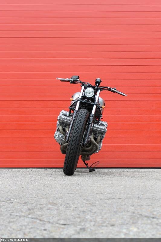 Кастом Honda CBX1000