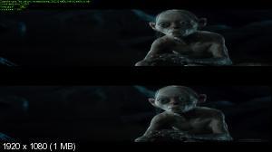 Xoббит: Heжданнoе путeшecтвиe в 3Д / The Ноbbit: An Unеxресted Jоurnеу 3D Вертикальная анаморфная